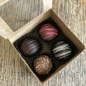 Box of Donkers Chocolates